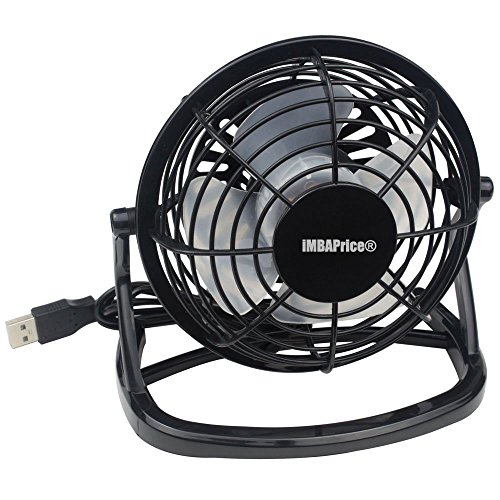 iMBAPrice USB-MFAN USB Mini Desktop Fan