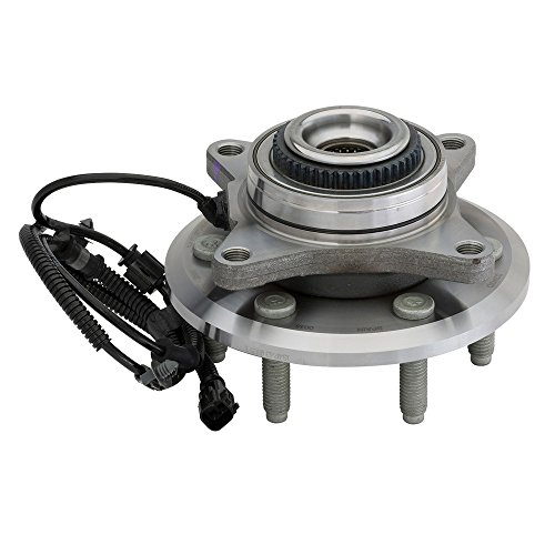 2012 For Ford F-150 FX4 Front Wheel Bearing and Hub Assembly x 2