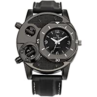 Clearance ! Charberry Mens Watch Fashion Thin Silica Gel Students Sports Quartz Watch