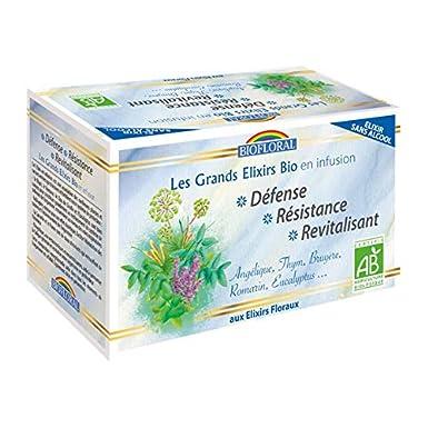 Biofloral - Defensa Infusión De Resistencia Acondicionador ...