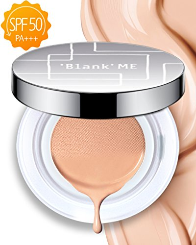 Foundation BB Cream, Blank Me Lingerie Foundation SPF50+/PA+++ NO.21 Natural Flawless BB cream Korean Makeup K-Beauty, 11g ¡­