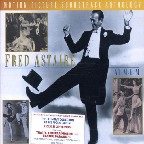 Fred Astaire 1 year Long Beach Mall warranty At MGM: Motion Anthology Picture Soundtrack