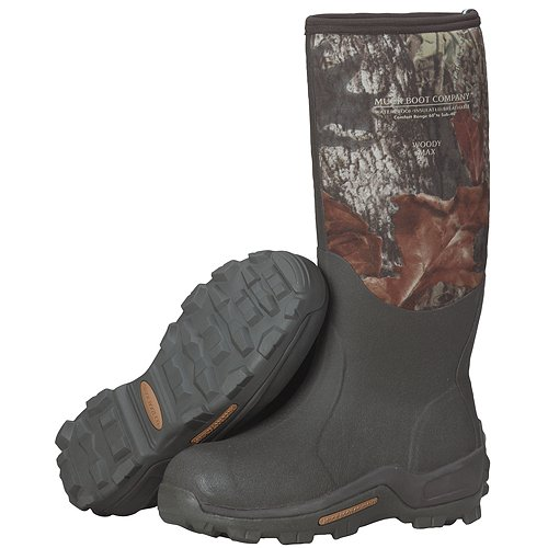Muck Woodymax Rubber Insulated Women's Hunting Boots ()