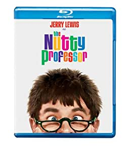 Nutty Professor: 50th Anniversary [Blu-ray]
