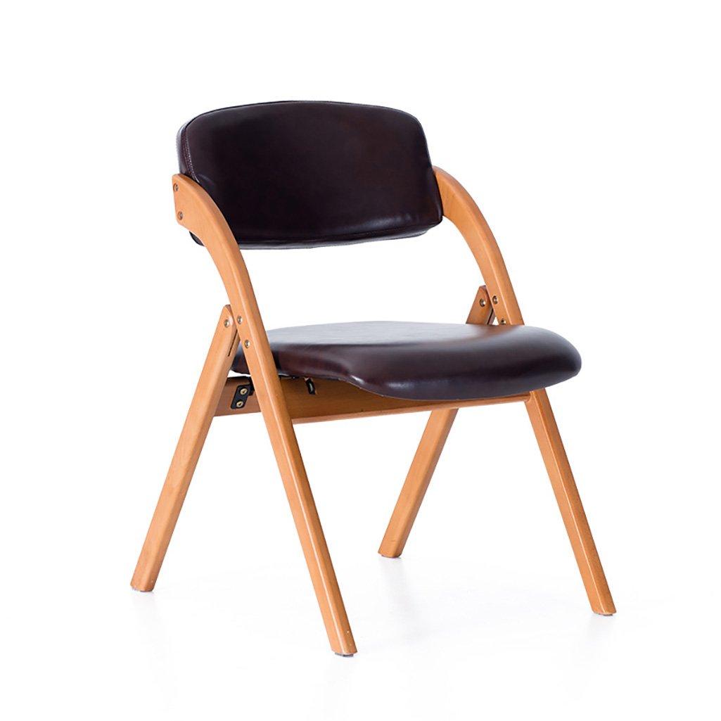 barato y de alta calidad D  1 1 1 LXJYMX Taburete de la Sala de EEstrella Chair Home Silla de Comedor de Madera Silla Simple Silla de salón Creativa Silla Plegable (Color   D, Tamaño    1)  ¡No dudes! ¡Compra ahora!