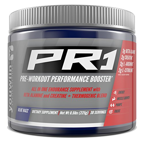 PR1 Pre-Workout Performance Booster