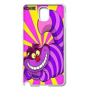 Yo-Lin case IKAI0446680Cheshire Cat For Samsung Galaxy NOTE3 Case Cover