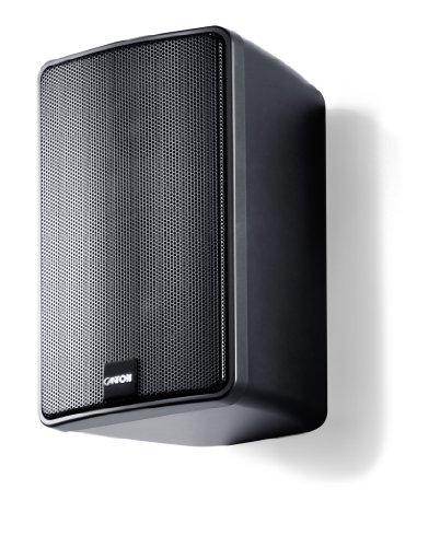 Canton Plus GX.3 rekken luidsprekers (100 Watt) paar zwart