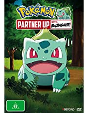 Pokemon: Partner Up With Bulbasaur! (DVD)