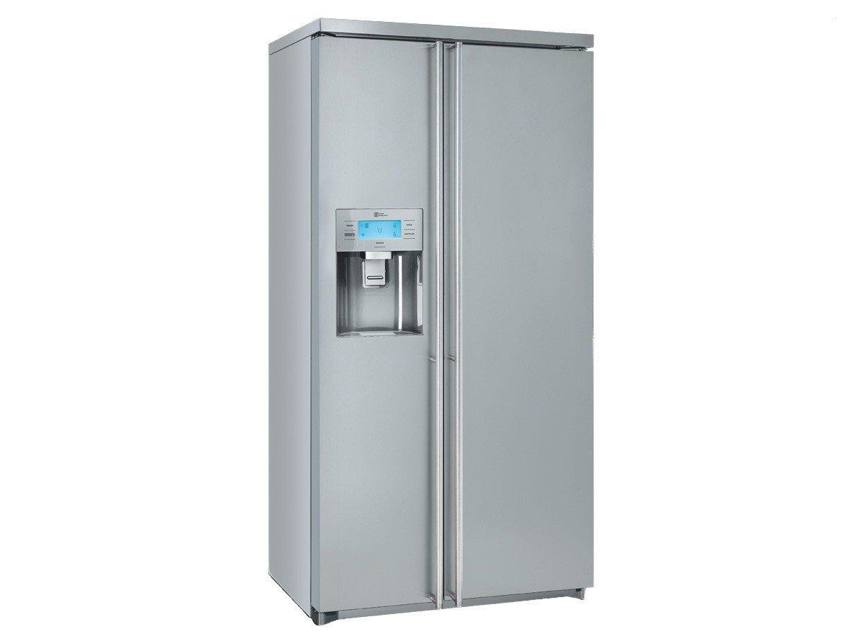 Smeg Kühlschrank Breite : Smeg fa pcil kühlschrank kühlteil l gefrierteil l