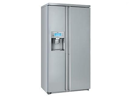 Smeg Kühlschrank Händler : Smeg fa55pcil1 kühlschrank kühlteil 365 l gefrierteil 173 l