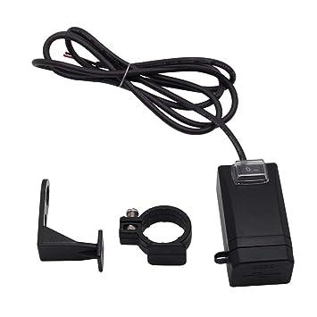 B Blesiya Cargador de Batería Carga de Doble Puerto USB ...