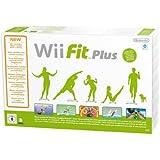Wii Fit Plus + Wii Balance Board - blancpar Nintendo Games