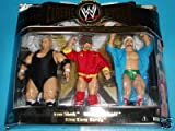 WWE Classic Iron Sheik - Nikolai Volkoff - King Kong Bundy 3 Pack Jakks Pacific