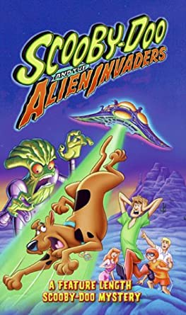 Scooby-Doo   The Alien Invaders  DVD   2003   Amazon.co.uk  Jim ... f61c5fda8