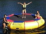 Island Hopper 13' Bounce N Splash Padded Water Bouncer