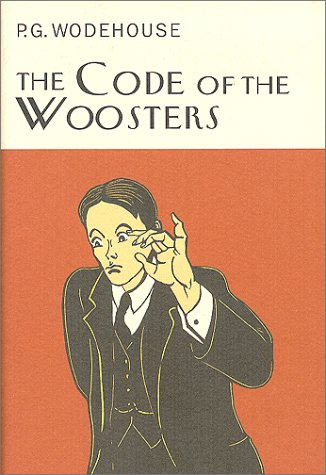 Price comparison product image The Code of the Woosters