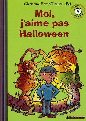 Moi, j'aime pas Halloween