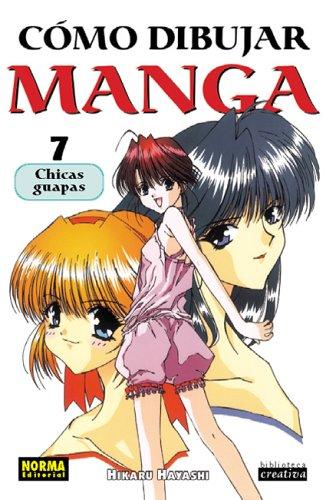Como Dibujar Manga 7 Chicas Guapas Pretty Girls How To Draw
