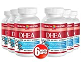 Dhea testosterone - DHEA 50 mg - boost activity in men (6 bottles)
