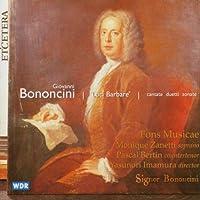 Bononcini Kantate / Duette / So