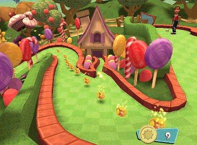 Carnival Funfair Games: Mini Golf (Wii): Amazon co uk: PC