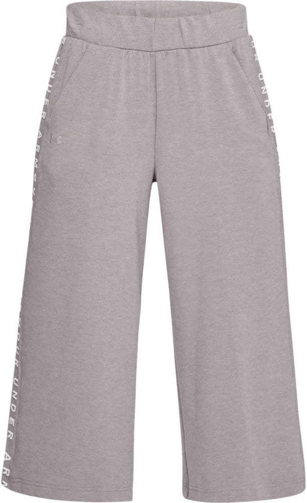 Under Armour Womens Featherweight Fleece Crop