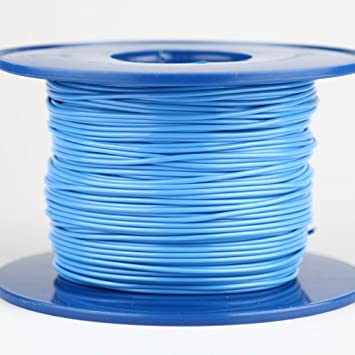 Fahrzeugleitung 0,50 mm² FLRY-B als Ring 5m blau//gelb Litze kabel Strom KFZ
