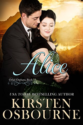 Alice (Orlan Orphans Book 12)