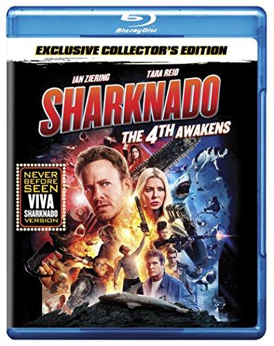 Sharknado: The 4th Awakens [Blu-ray]