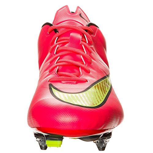 Nike Herren Mercurial Veloce II SG-Pro Fußballschuhe, Blau rot