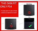 ZoomHit Ps4 Playstation 4 Console Skin Decal Sticker Star Wars Kylo Ren + 2 Controller Skins Set