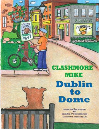 Dublin Dome - Clashmore Mike Dublin to Dome