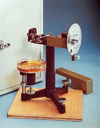 CSC científica 70535000 precisión Dunouy tensiometer: Amazon.es: Amazon.es