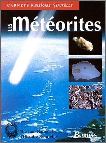 Livre gratuits Les météorites pdf