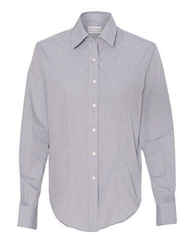 1cd873b9b Van Heusen Ladies' Long-Sleeve Yarn-Dyed Gingham Check L Ash - Buy Online  in Oman. | Apparel Products in Oman - See Prices, Reviews and Free Delivery  in ...