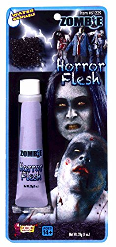 Forum Novelties Horror Flesh Zombie Make-Up Kit White