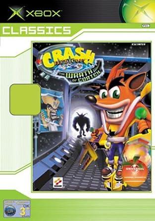 crash bandicoot the wrath of cortex xbox classic crash bandicoot