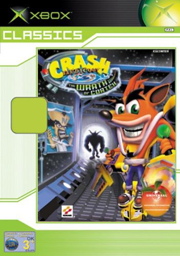 Crash Bandicoot: The Wrath Of Cortex (Xbox Classic): Crash Bandicoot