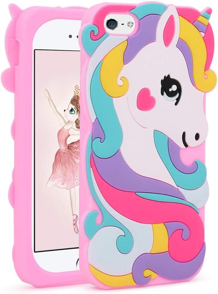 cover 3d iphone se
