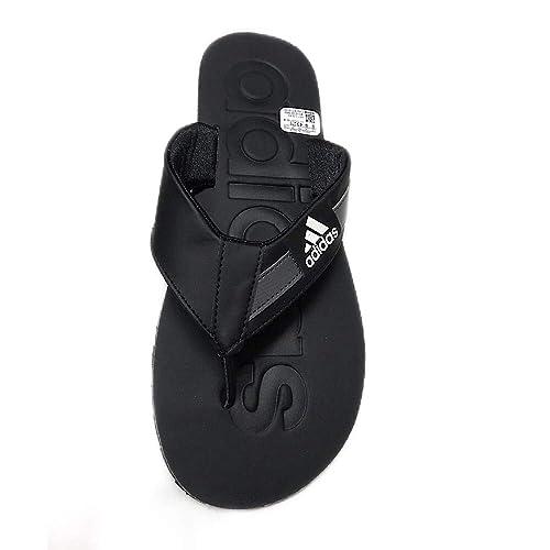 e8067e0a5699 Adidas Men s Slalon 2018 M Cblack Grefiv Ftwwht Sandals-10 UK India ...