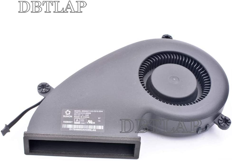 DBTLAP Ventilador Compatible para iMac 21.5 A1418 MG90271V3-C010-S9A One Machine Computer CPU Ventilador