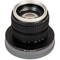 SLR Magic 35mm f/1.7 MC lens for Micro 4/3
