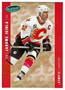 Jarome Iginla (Hockey Card) 2005-06 Parkhurst # 67