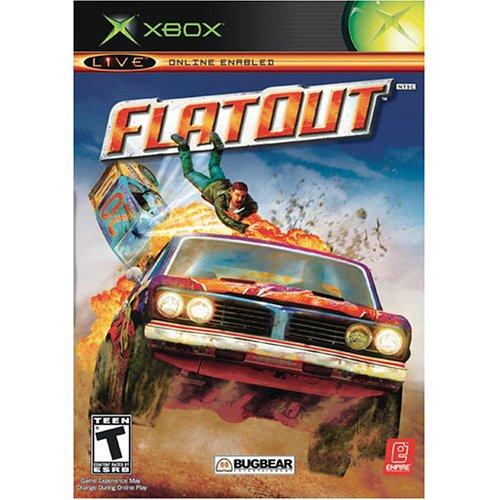 Flat Out (Demolition Derby Xbox 360)