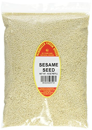 Marshalls Creek Spices Kosher Sesame Seed Refill, 10 Ounce by Marshall's Creek Spices