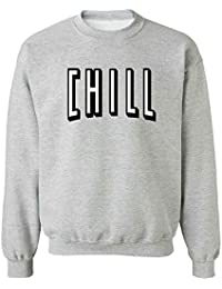 Chill Fashion Movie Date Unisex Crewneck Brand New Sweater
