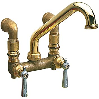Kohler K 8905 Cp Knoxford Service Sink Faucet Polished