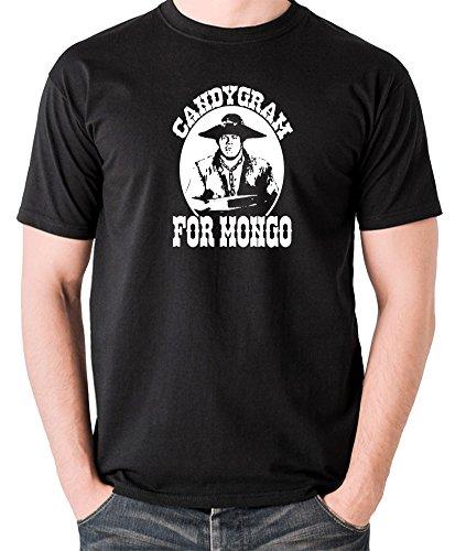 Blazing Saddles Candygram Mongo Shirt product image