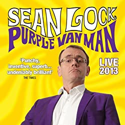 Sean Lock - Purple Van Man Live